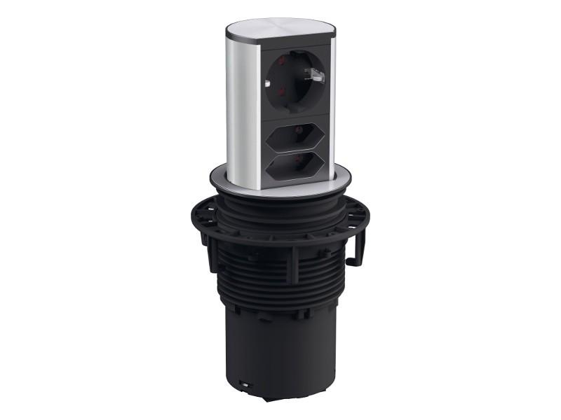 bachmann-elevator-1x-schuko-2x-euro-928-003 Updating A Fuse Box Cost on a power box, a tornado box, a frame box, a cable box, a panel box, a golden box, a nickelodeon box, a spring box,