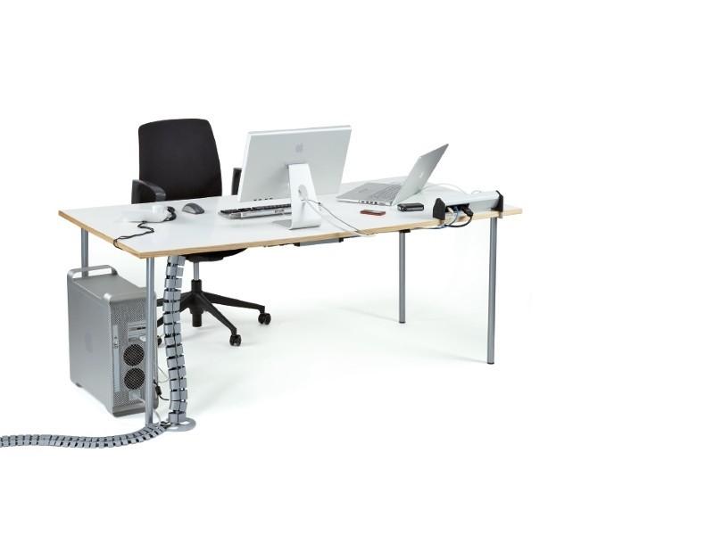Niedlich Flexible Computerkabelabdeckung Ideen - Elektrische ...