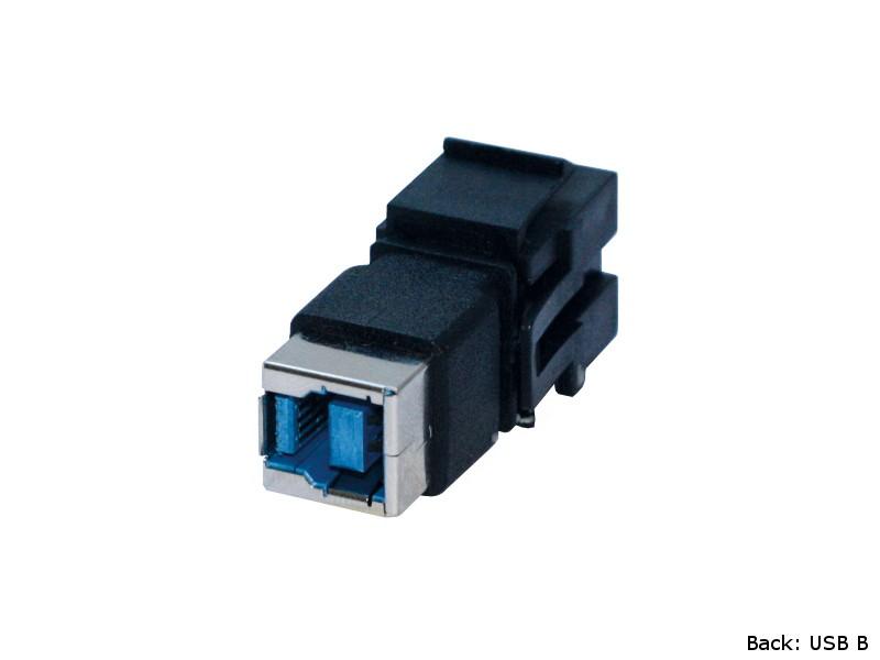 micro fuse box bachmann custom modul 1 x usb 3 0 a b keystone  917 400   bachmann custom modul 1 x usb 3 0 a b keystone  917 400