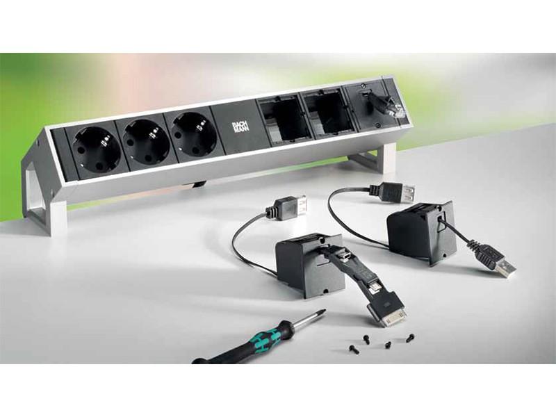 Bachmann Frame With Cable Spool Multiplug 917 302